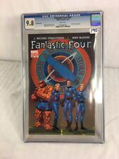 Fantastic Four #527 - CGC 9.8 - Variant Cover