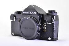 【Excellent +++】PENTAX LX Black FA-2 Finder 35mm SLR Film Camera From JAPAN A286
