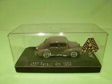 SOLIDO 4537 RENAULT 4CV 1954 - 1:43 - EXCELLENT IN BOX