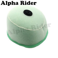 Dual Foam Air Filter Cleaner For YZ125 YZ250 WR250F WR400F WR426F Motocross MX