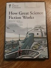 How Great Science Fiction Works Vol 1 • 6 Disc Cd Set • Excellent Condition