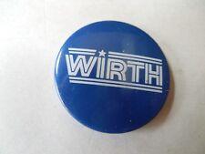 Colorado Pin Back Campaign Button House Congress Tim Wirth U.S. Local Senator