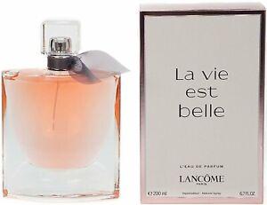 La Vie Est Belle Perfume by Lancome, 3.4 oz / 100 ml L'EDP Spray Women NEW, SEAL