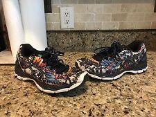 Asics Gel Nimbus 17 NYC New York Marathon Freedom Running Shoes Graffiti 9 1/2