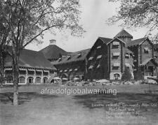 "Photo 1930 Montebello, Quebec ""Chateau"""