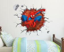 6900098 | Wall Stickers Super Hero Cartoon Design For Kids Room