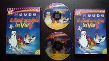 IL ETAIT UNE FOIS LA VIE : COFFRET JEU PC - MAC (Mindscape CD-ROM envoi suivi)