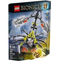 NUOVO CON SCATOLA LEGO BIONICLE 70794: TESCHIO SCORPIO - ✴ NUOVO di zecca e ancora sigillata ✴