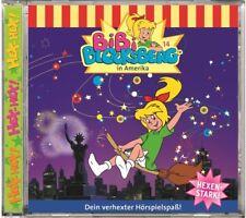 CD * BIBI BLOCKSBERG - HÖRSPIEL 014 - IN AMERIKA # NEU OVP KX