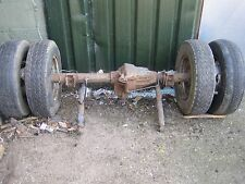 VW,LT,2.4, VG, Rear,Axle, 1975-96/ 35/40/50/Chassis/cab/T/1/2/25/4/Engine/Van/