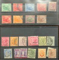 British Commonwealth QV KEVII KEVIII KGV KGVI 1860-1950 Mint/Used Classics