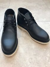 Red Wing 'classic' Chukka Boot, Black, Size 7 D, Retail $260