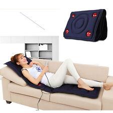 Massage Mattress Cushion Full Body Massager Health Care Massage Bed