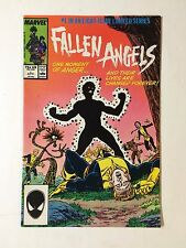 Marvel Comics FALLEN ANGELS Issue #1