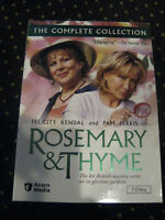 Rosemary & Thyme - The Complete Collection (DVD, 2011, 7-Disc Set)