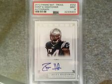 DONT'A HIGHTOWER 2012 NATIONAL TREASURES RC AUTO PSA 9 MINT POP 1 (No 10s)