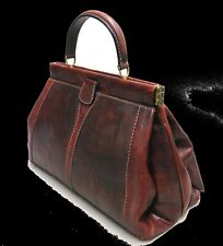 THE BRIDGE Tragetasche LEDERTASCHE Exklusiv SHOPPER Schultertasche LEDER Top 552