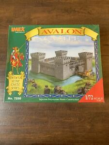 IMEX #7250 AVALON CASTLE 1/72 SCALE SCALE  FACTORY SEALED