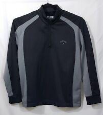 Callaway Long Sleeve Polyester 1/4 Zip Pullover Sz 2Xl
