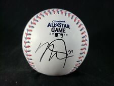 Mike Trout Signed Autographed 2019 All-Star Game Baseball JSA COA