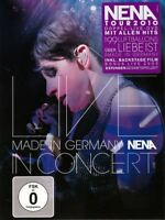 NENA - MADE IN GERMANY-LIVE IN CONCERT 2 DVD NEW+
