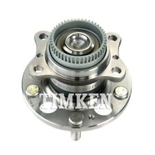 Wheel Bearing and Hub Assembly-FWD Rear Timken HA590455