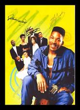 THE FRESH PRINCE OF BEL-AIR CAST  AUTOGRAPHED SIGNED & FRAMED PP POSTER PHOTO