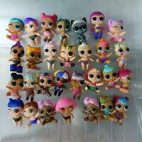 Poupée surprise LOL Doll Glitter LIL AGENT BABY Lil Sis Babe Secret Spy gift