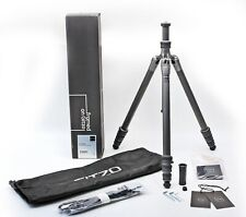 Gitzo GT1545T 6X Carbon Fiber Traveler 4 Section Lightweight Tripod Legs ++MINTy