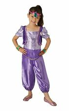 Rubie's Official Shimmer and Shine - Childs Costume Medium Size 5-6 Years