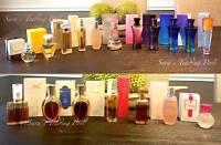 Mary Kay Perfume Eau De Parfum  Vintage Fine Cologne  Full Size Fragrance - PICK
