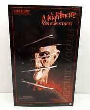 "Sideshow - Freddy Krueger - Nightmare on Elm Street -  1:6 Scale 12"" figure -"