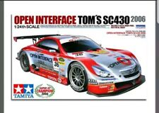 Tamiya 24293 1/24 Scale Sports Car Open Interface Tom's Sc430 Kit