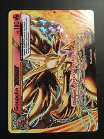Carte Pokemon GOUPELIN TURBO 14/124 Holo TURBO Ultra Rare XY10 Française NEUF
