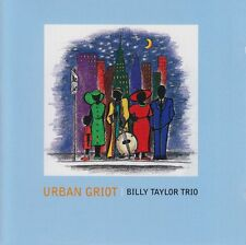 NEW UNSEALED Urban Griot by Billy Taylor (Piano) CD 2001 Soundpost JZ1472