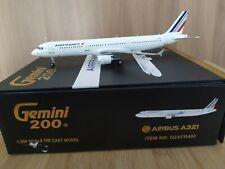 AIR FRANCE Airbus A321 GEMINI 200 F-GTAN
