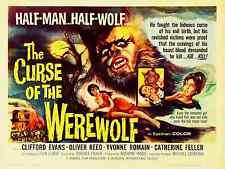 CURSE OF THE WEREWOLF - (HAMMER HORROR 1961 DVD) REGION 0