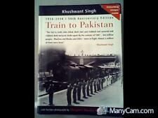 Train to Pakistan Singh, Khushwant/ Bourke-White, Margaret (Photographer)