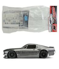 Clear Body 1968 Ford Mustang Clear Body for 200mm Pan Car & TC For RC Car