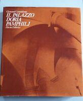 IL PALAZZO DORIA PAMPHILJ ELECTA EDITRICE 1975 CARANDENTE MAI SFOGLIATO