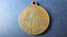 Russia Medal Order 1904-1905 for Kämper in Russisch-Japanischen War (1146)