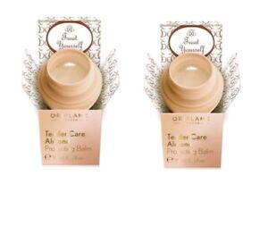 2 x Oriflame Tender Care Almond Protecting Balms