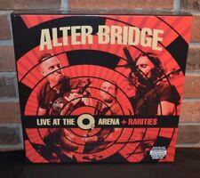 ALTER BRIDGE - Live at the O2 Arena + Rarities, Ltd 4LP WHITE VINYL BOX Sealed!