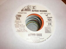Jethro Tull 45 Hymn 43 REPRISE PROMO