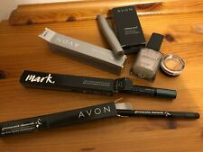 Avon New Bundle Make up for Lips Eyes Nails Eyebrow Glimmerstick Brush E