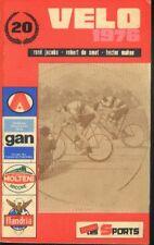 VELO 76 Vol II Eddy MERCKX Cyclisme Annuaire Rene Jacobs de SMET MAHAU Ciclismo