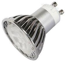 4 W LED GU10 High Power LED 40 W Light Output Warm White Brand New