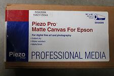 "36""x40' EPSON Inkjet Pro Matte Canvas"