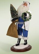 Byers Choice - Walking in Winter Wonderland Santa - Mint Condition