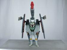 8508 Star Wars POTF 2 Deluxe Boba Fett rocketpack & overhead Cannon 100% complete